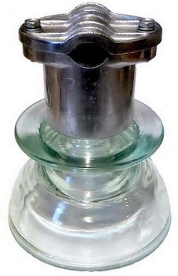 Изолятор штыревой стеклянный ШС-10Д