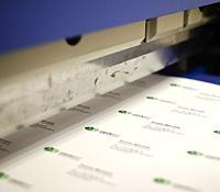 визитки Цифровая печать