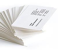 Материалы для визиток