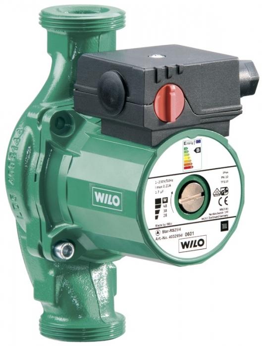 Насос Wilo Star-RS 15/4-130