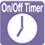 ТАЙМЕР ВКЛ-ВЫКЛ. Кондиционер будет включаться и выключаться в установленное время.