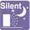 БЕСШУМНАЯ РАБОТА. Снижение уровня шума наружного блока в ночное время без существенных потерь производительности.