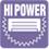 РЕЖИМ HIGH POWER. В данном режиме кондиционер в течение 15 минут интенсивно работает и быстро достигает нужной температуры.