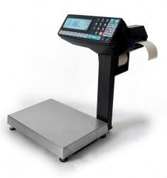 Весы-регистраторы МК-R с чекопечатью и отделительной пластиной