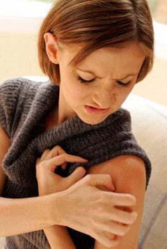 Причины и симптомы дерматита
