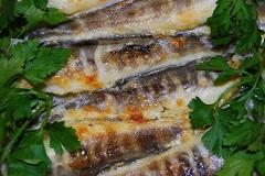 Калорийность ледяной рыбы - 91 ккал на 100 г