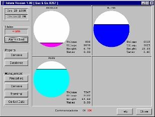 Inform использует базу данных формата Microsoft Access