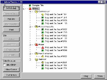 Inform – это простая в эксплуатации система дистанционного контроля, позволяющая максимально эффективно использовать возможности средств мониторинга резервуаров