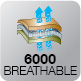 BREATHABLE 6000