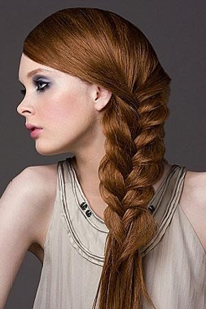 Вечерние прически на длинные волосы 5