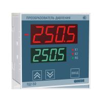Цифровой датчик давления для котельной автоматики и вентиляции в корпусе Щ1
