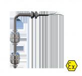 Двухуровневые поплавковые датчики уровня ПДУ-1.2-Ex