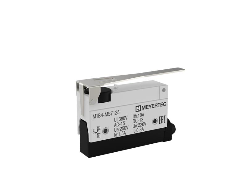 Концевой выключатель MTB4-MS7125