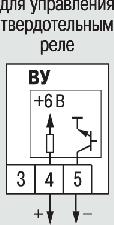 ТРМ1 схема подключения ВУ типа Т