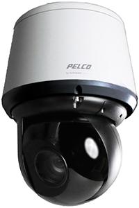 2 МР купольные поворотные камеры Pelco Spectra Pro IR P2230-ESR с кожухом IP66