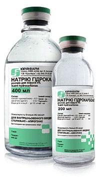 Сода в медицине