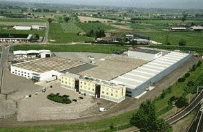 Завод концерна LAVORWASH в Италии