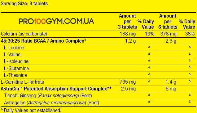 Amino-Freak-PharmaFreak-180-tablets