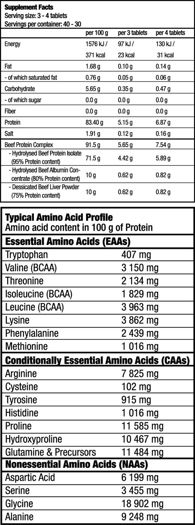 Beef-Amino-BioTech-USA-120-tab