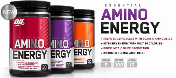 Optimum-Amino-Energy