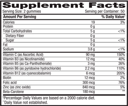 The-Gummies-Kids-Multi-Vitamin-sostav
