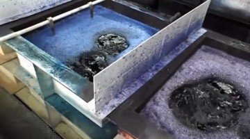 Применение хромового ангидрида для химического оксидирования алюминия и алюминиевых сплавов