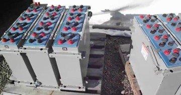 Применение вазелинового масла при эксплуатации щелочных аккумуляторов