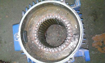 ремонт электродвигателя в Алматы