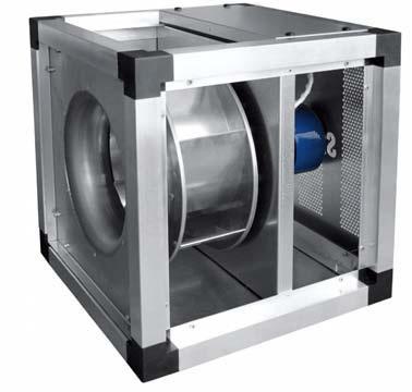 Salda Salda KUB-Т 120. Кухонные вентиляторы