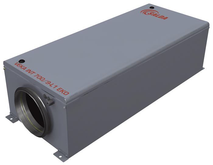 Salda VEKA INT EKO. Высокоэнергоэффективные компактные приточные установки