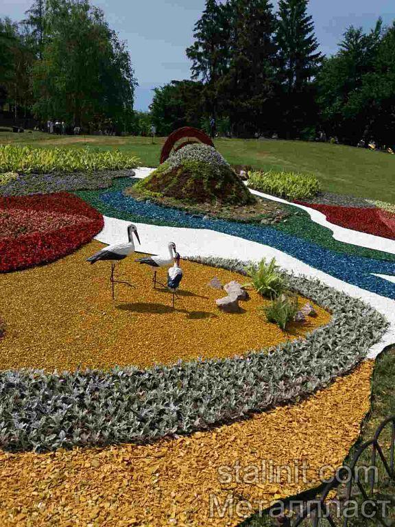 Киев. выставка цветов Япония глазами Украины