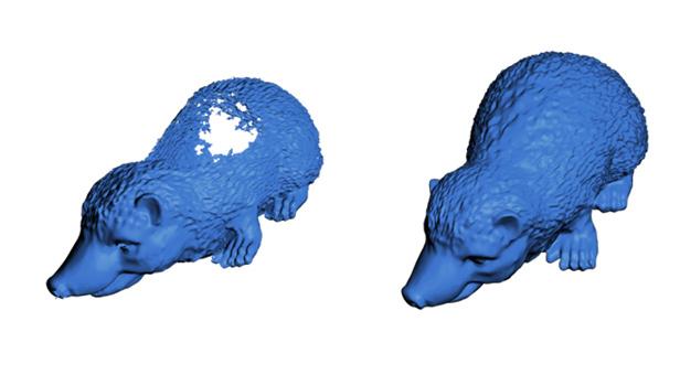 Трехмерный сканер Artec «SPIDER», образцы получаемых моделей
