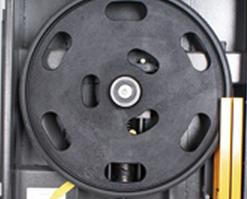 Станки ленточнопильные мод. BS 400Q, BS 500Q, BS 600Q, конструктивные особенности