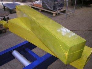 Готовая продукция упаковочной линии мод. УМ-1 Лайн ручной