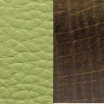 фисташковая/ дерево - темный орех Аида