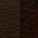 темно-коричневая/ дерево - венге