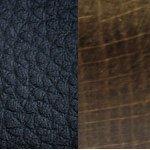 черная/ дерево - темный орех аида