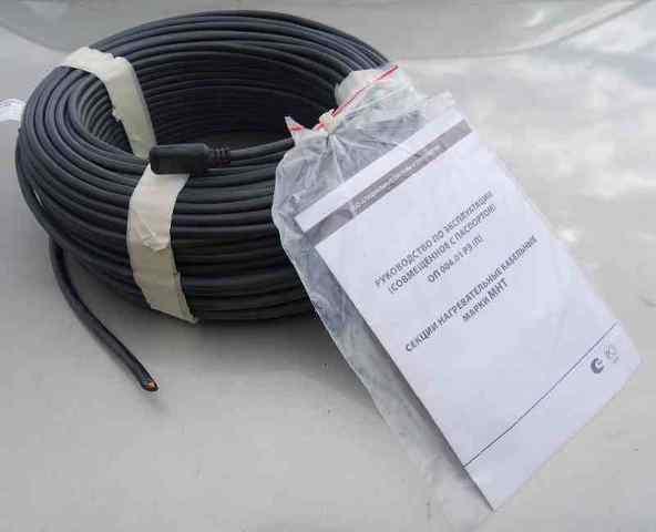 Картинки по запросу Секция нагревательная кабельная 30MHT2