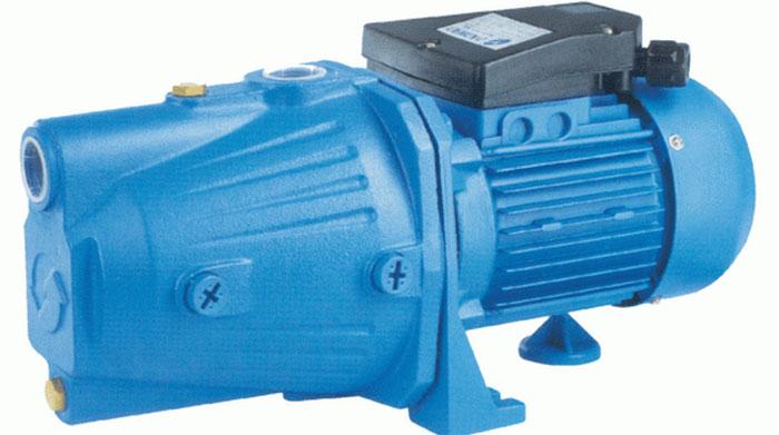 Поверхностный насос с внутренним эжектором Unipump JET 80 L для глубин до 8 метров