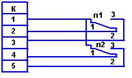 Принципиальная электрическая схема термометра ТКП-160Сг-М2