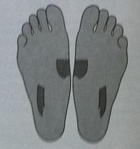 Описание: Массаж ног от болезней желудка
