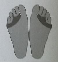 Описание: Акупунктурный массаж ступней для плеч