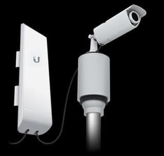 NanoStationM2 с камерой