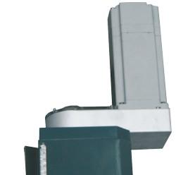 Фрезерный станок BF30 Vario c ЧПУ - Ось Z