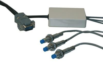 Фрезерный станок BF20L Vario c ЧПУ - Комплект датчиков конечного положения