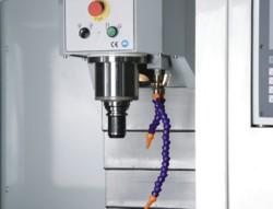 Станок F100 CNC: фрезерная головка
