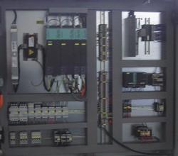 Станок F110 TC-CNC: электроавтоматика