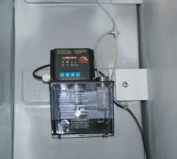 Станок F210 TC-CNC: система смазки