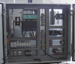Станок F210 TC-CNC: электроавтоматика