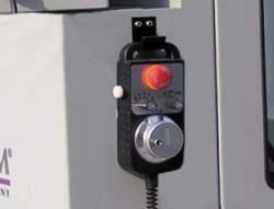 Станок M2 CNC: электронный маховик
